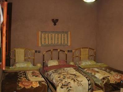 Ait Ben Hadou Triple Room