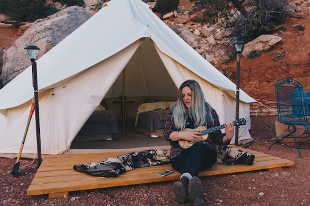 Zion Glamping Adventures in Hildale - Room Deals, Photos