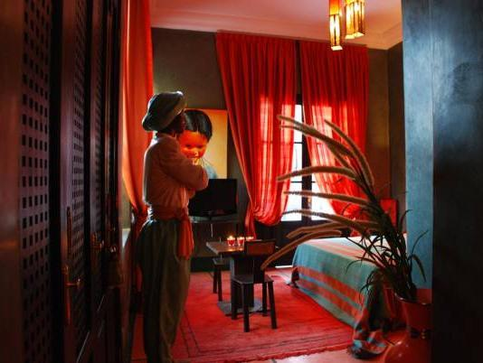 Moroccan Double Room