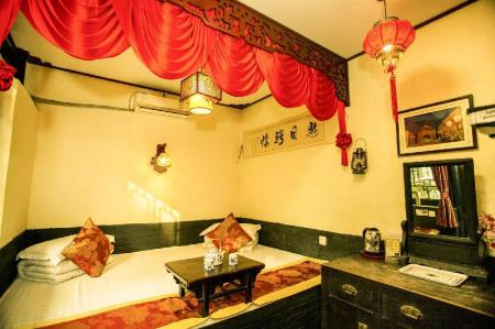 Courtyard Standard Queen Room - Llit Pingyao Jintaisheng Inn