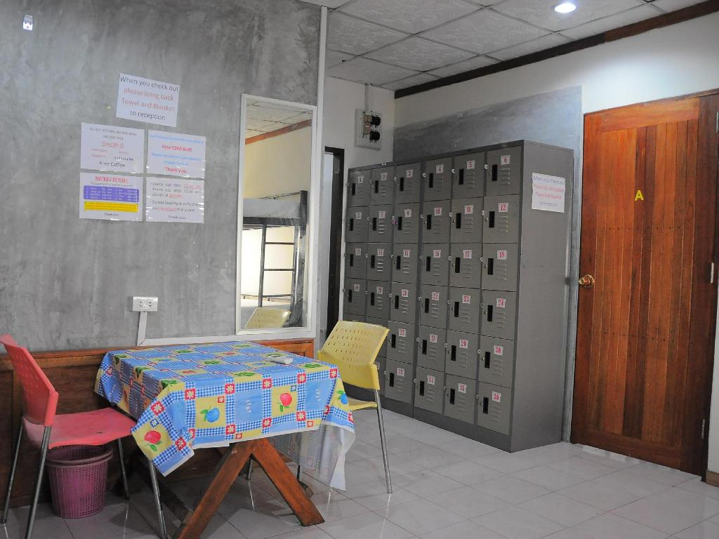 Facilities Mickey Hostel