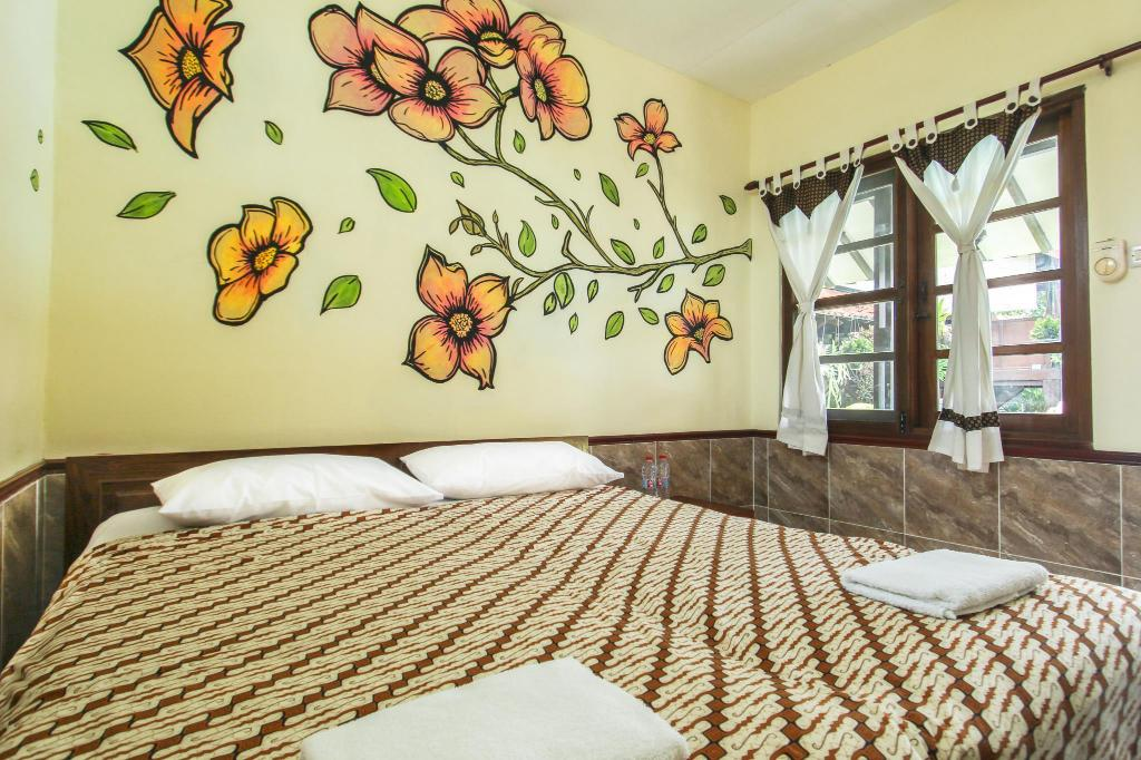 Standard Room Air Conditioning Delta Homestay