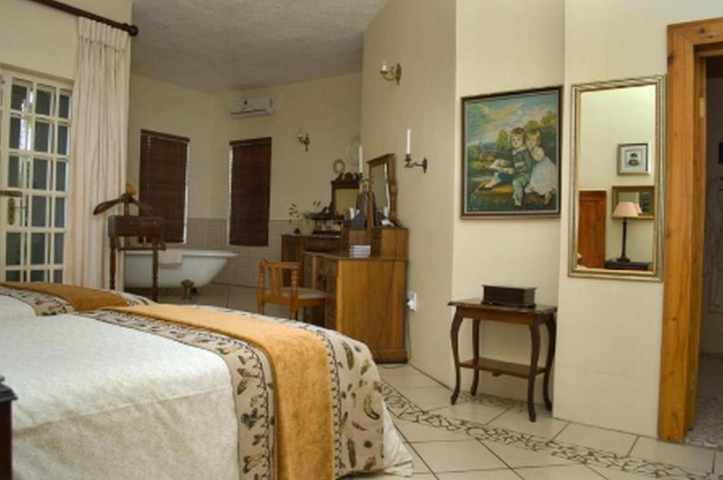 Executivo luxuoso individual - Quarto de hóspedes Belvedere on River Guest House