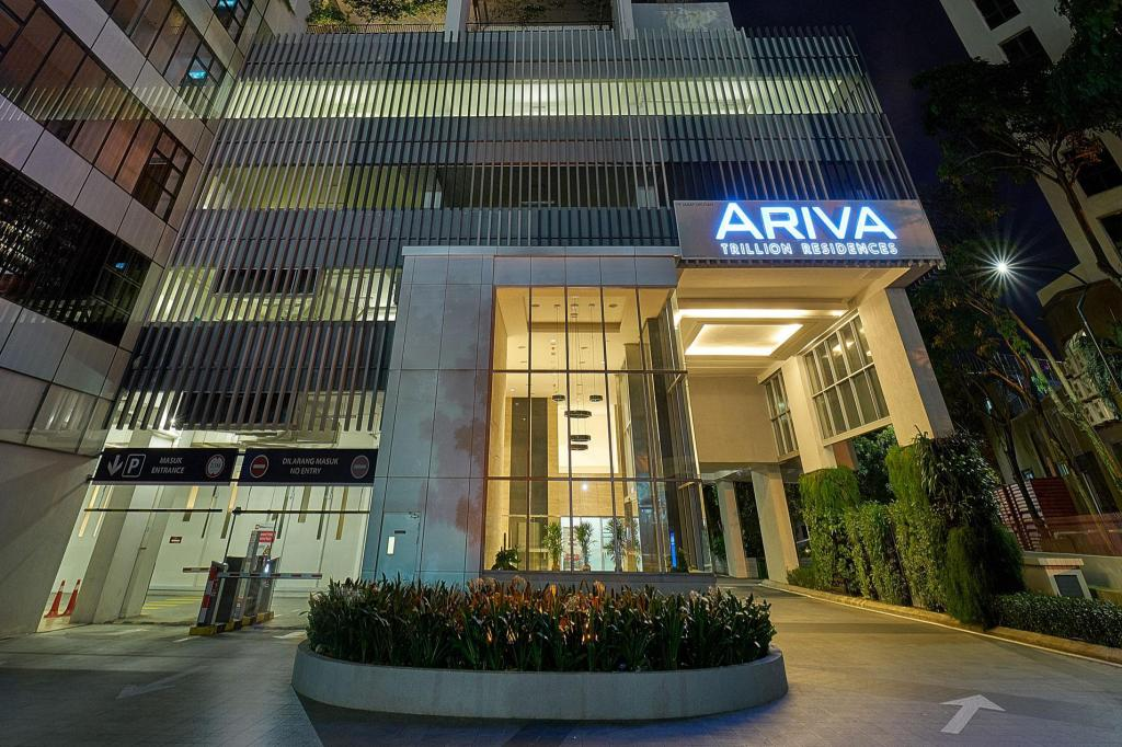 More about Ariva Trillion Residences
