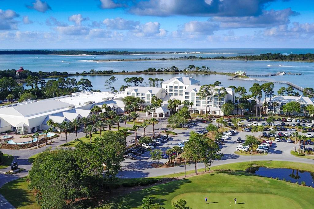 Sheraton Panama City Beach Golf Spa