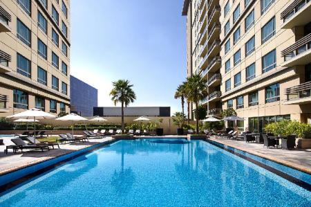 Swimming pool [outdoor] Swissotel Living Al Ghurair Dubai