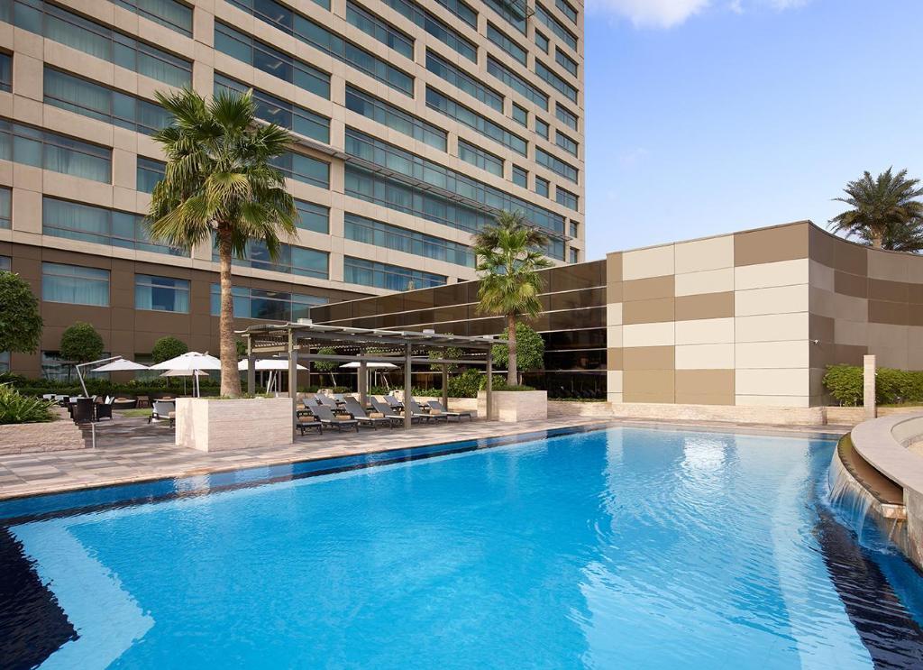 Best price on swissotel living al ghurair dubai in dubai - Dubai airport swimming pool price ...