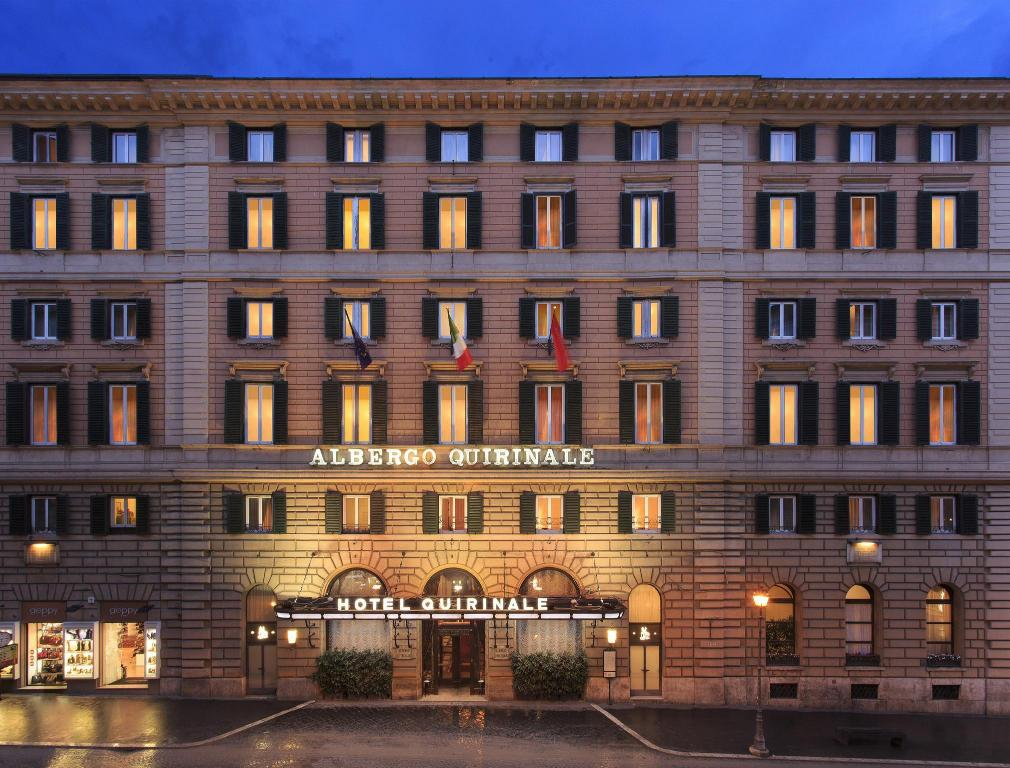 More about Quirinale Hotel
