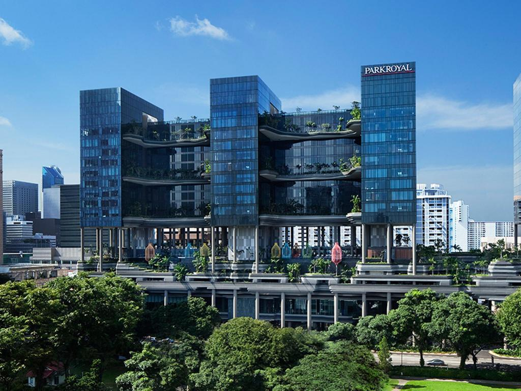 PARKROYAL On Pickering in Singapore - Room Deals, Photos