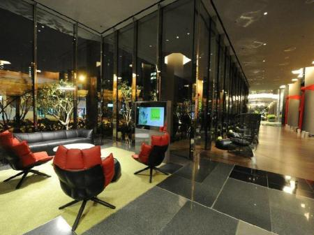 Lobby PARKROYAL On Pickering