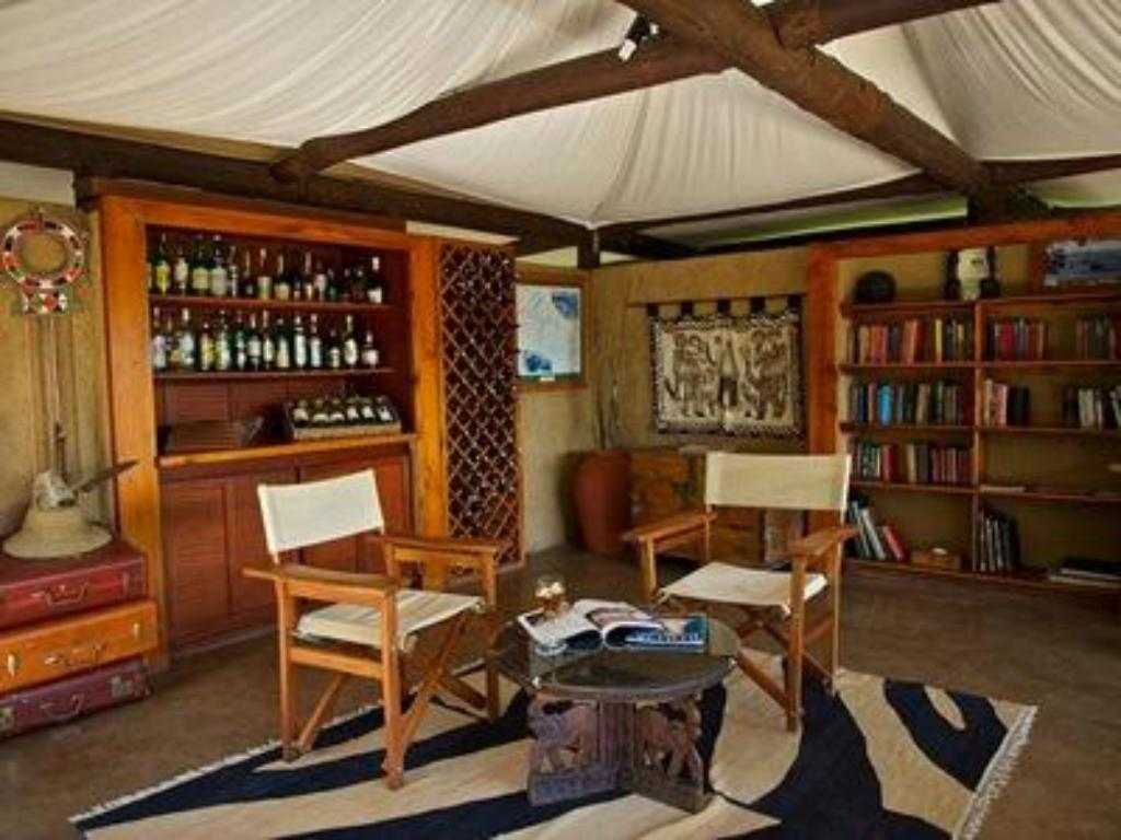 Vista interior Mara Explorer Luxury Tented Camp Hotel