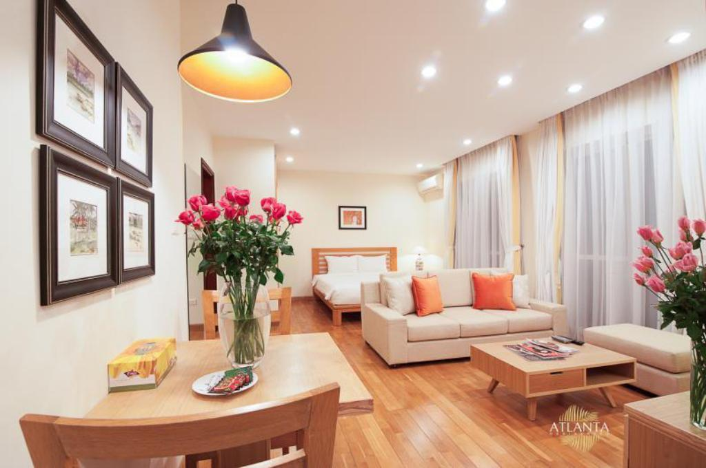 hotel bedroom apartment apartments bed best residences price in reviews on atlanta one vn hanoi standard