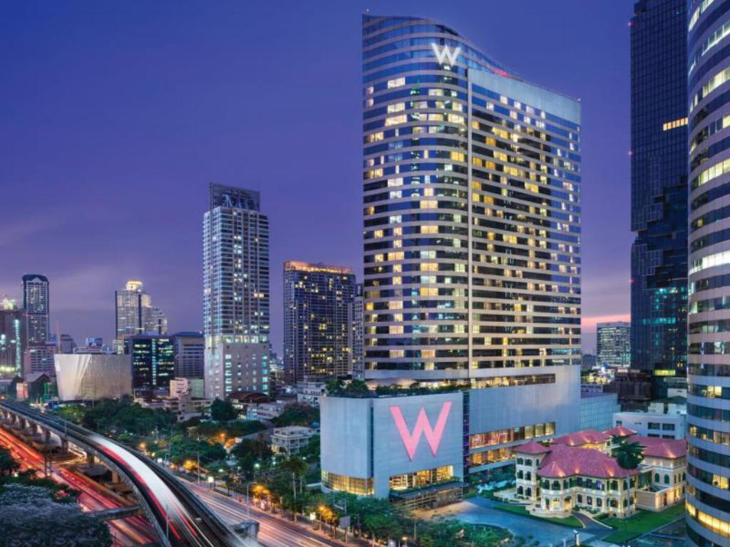 Star Hotels In Bangkok