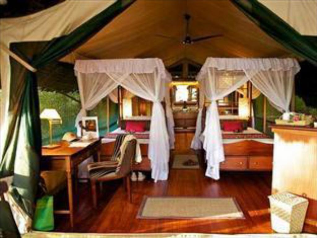 See all 6 photos Samburu Intrepids Luxury Tented Camp Hotel
