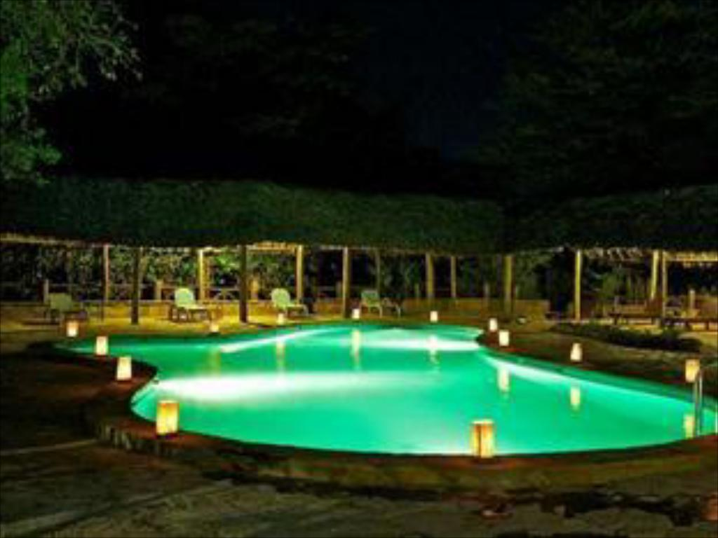 Swimming pool Samburu Intrepids Luxury Tented Camp Hotel