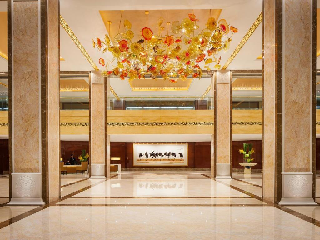 Lobby The Imperial Mansion, Beijing - Marriott Executive Apartments