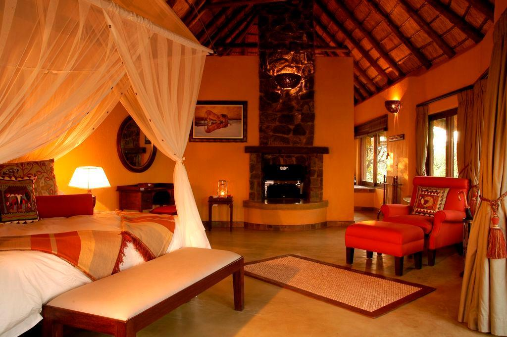 Luxury Bush Villas Full Board