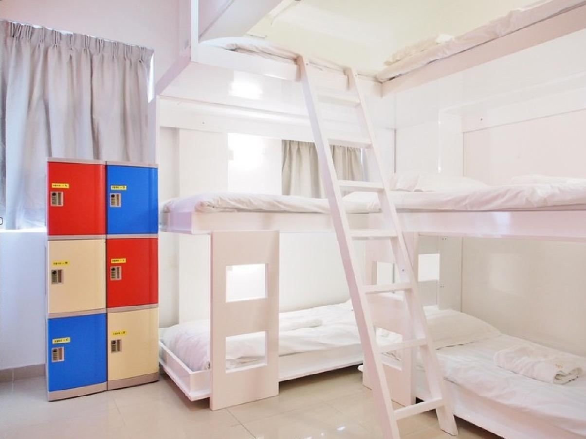 Family Bunk Bed En-Suite (4-6 People)
