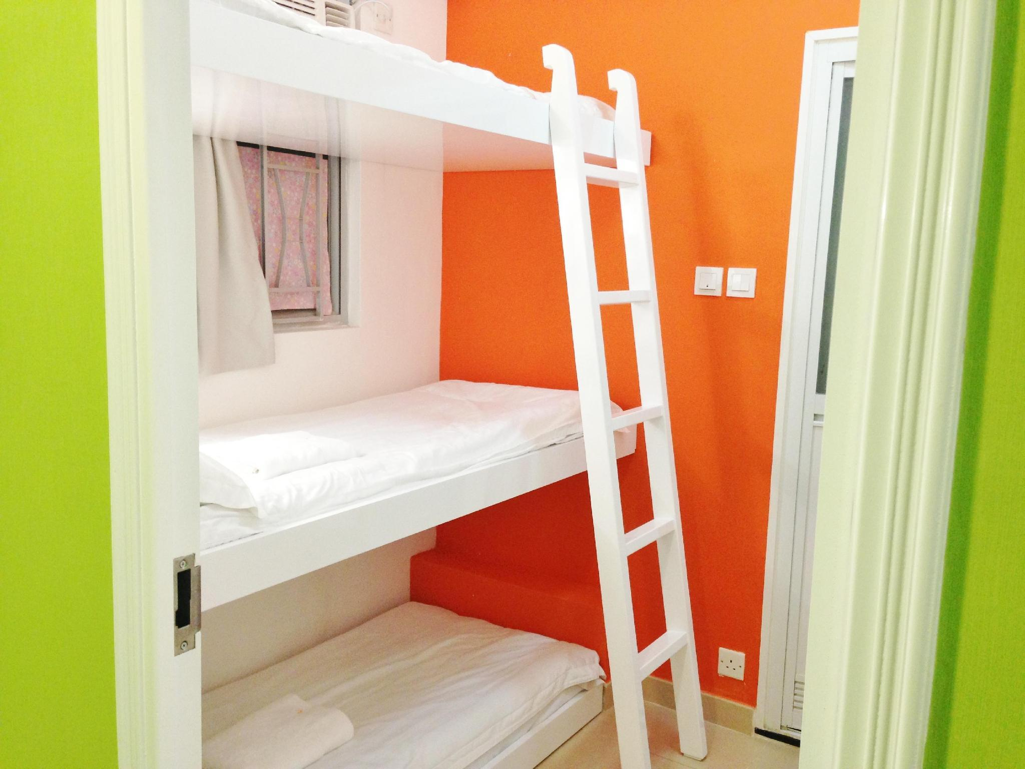 1 Bed in Dormitory (Mixed)
