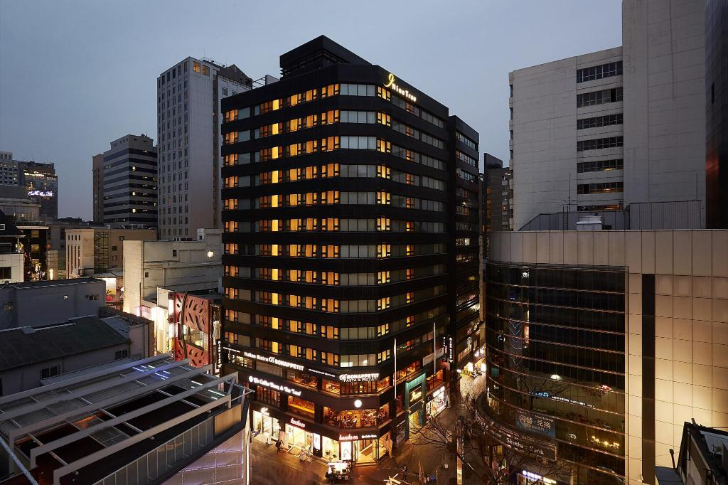 Nine Tree Hotel Myeong Dong In Seoul Room Deals Photos