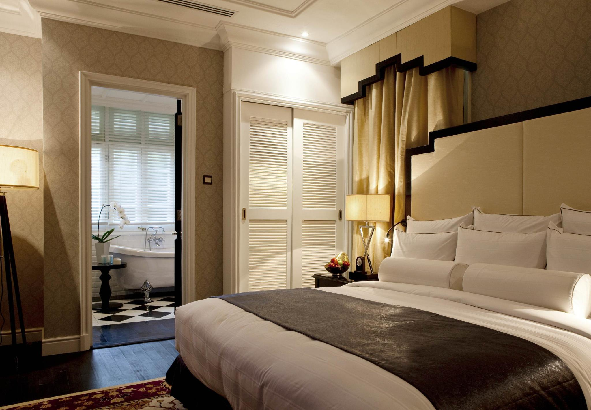 The Straits Room, Club lounge access, Guest room, 1 King