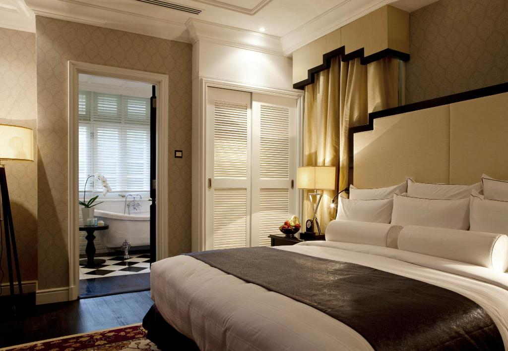 The Straits Room, Club lounge access, Guest room, 1 King - Bed The Majestic Hotel Kuala Lumpur, Autograph Collection