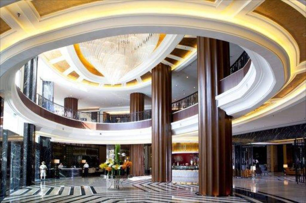 Interior view The Majestic Hotel Kuala Lumpur, Autograph Collection