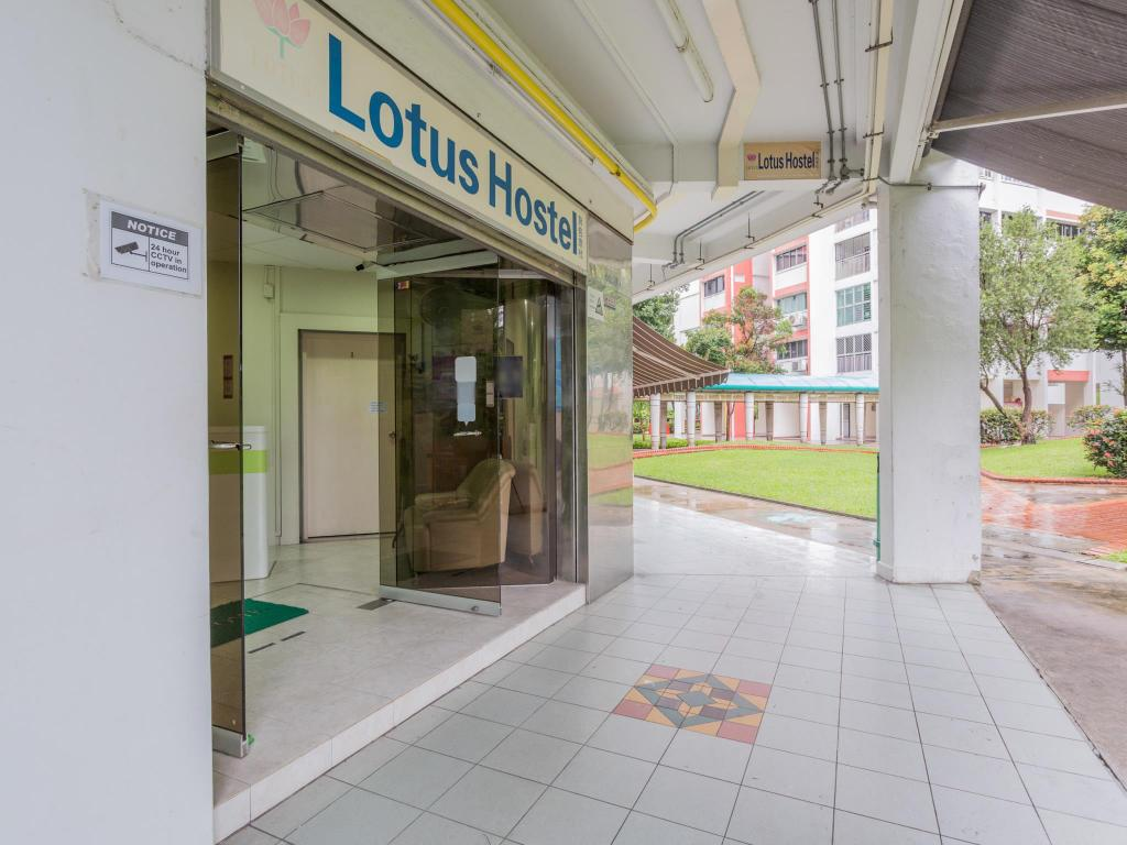 More about Lotus Hostel