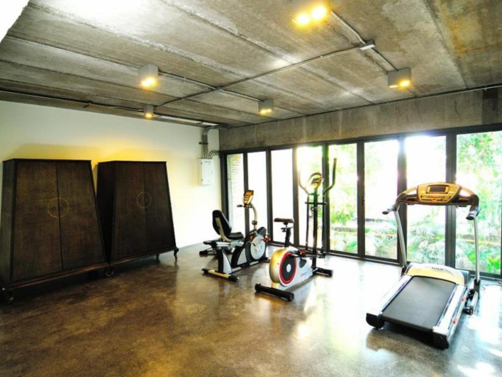 Fitness center Viva Chiang Mai Nature Home Stay