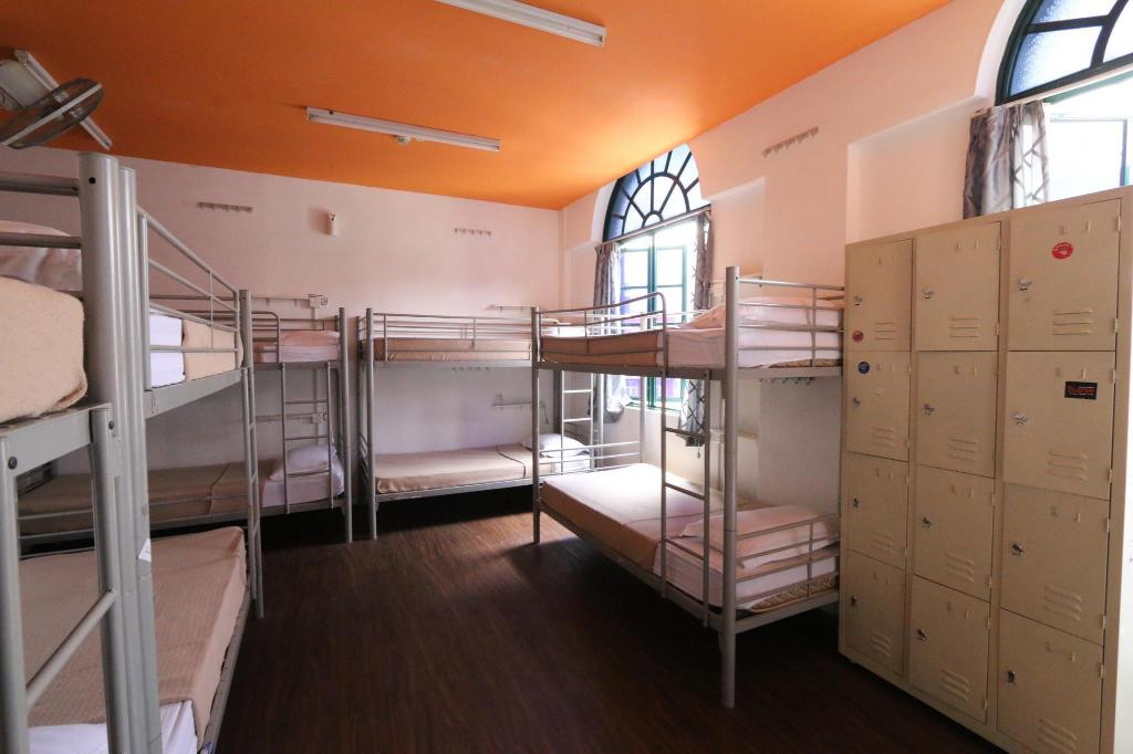 2 People in 12-Bed Dormitory - Mixed