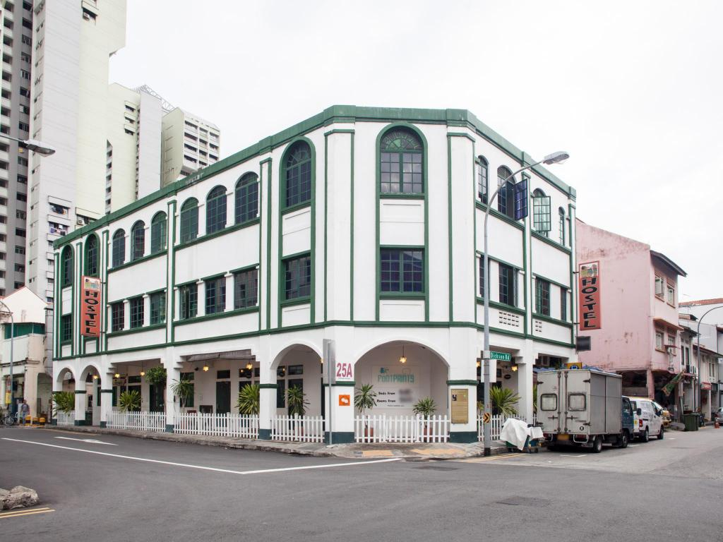 More about Footprints Hostel (SG Clean Certified)