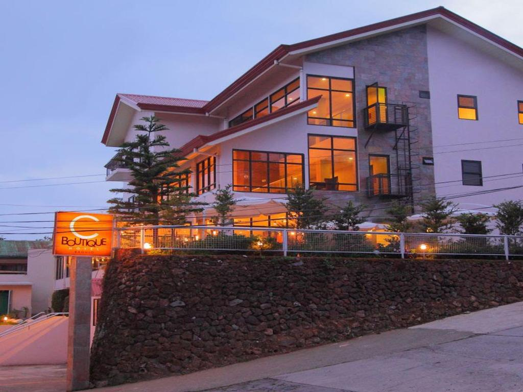 Best price on c boutique hotel in baguio reviews for Boutique hotel definizione
