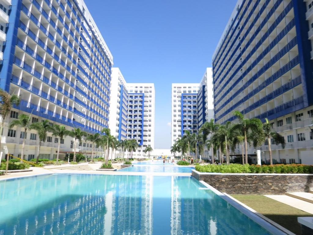 IECASA at Sea Residences Serviced Apartments in Manila