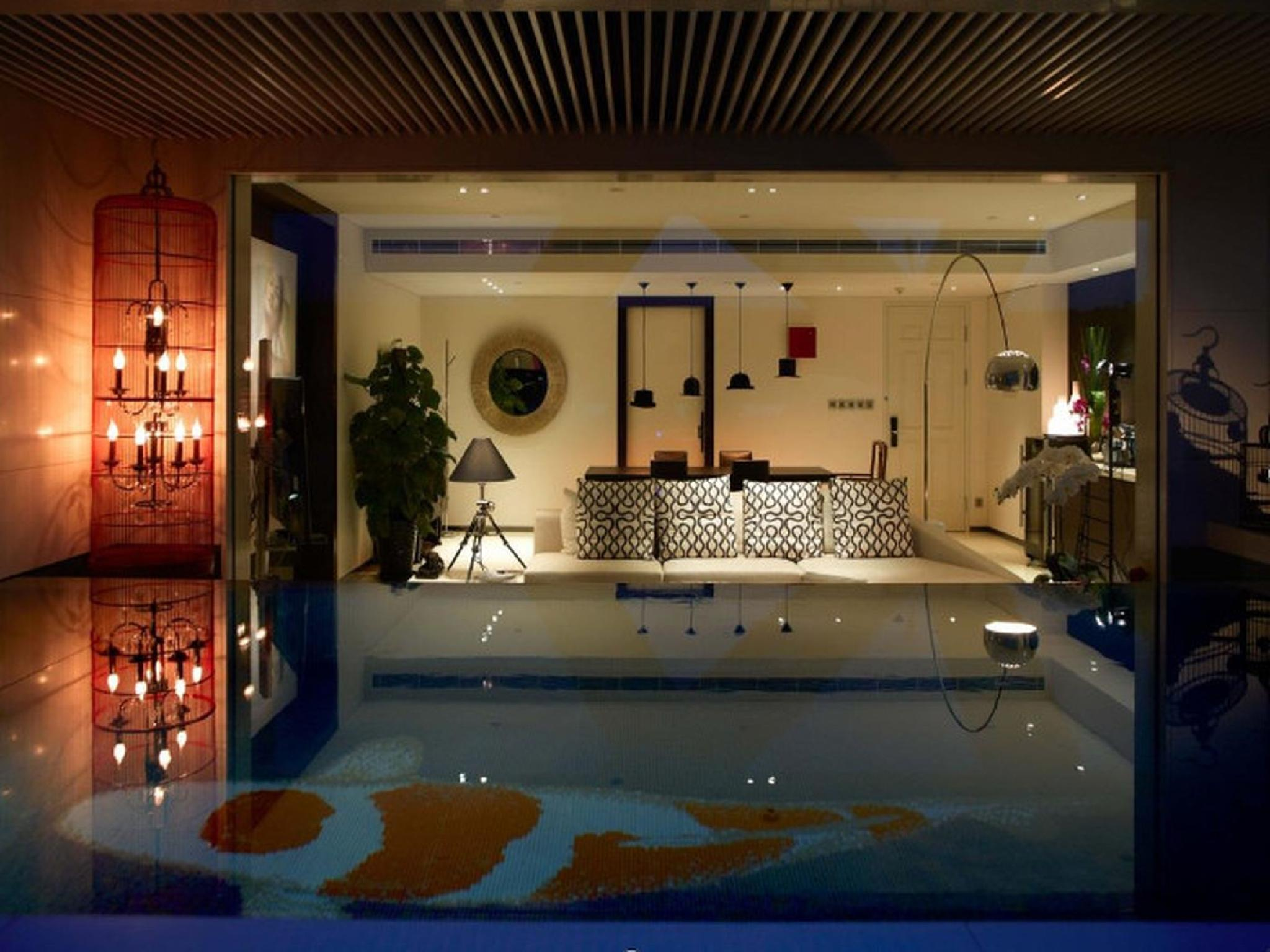 Suite Deluxe amb piscina (Deluxe Pool Suite)