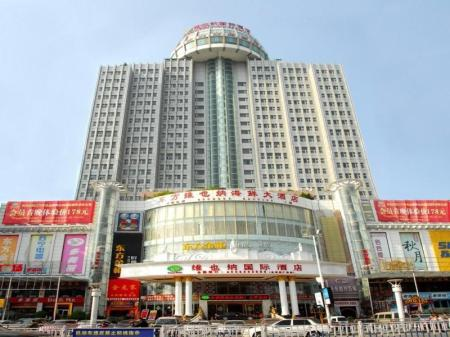 Интериор на хотела Vienna International Hotel Beihai Beibuwan Square Branch