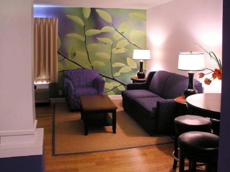 Interior view Doubletree by Hilton Buffalo-Amherst