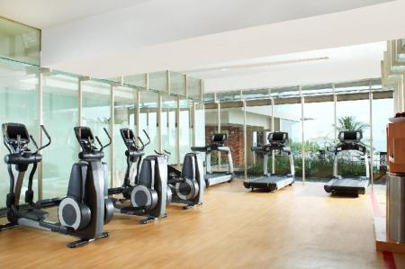 Fitness center Sheraton Bali Kuta Resort
