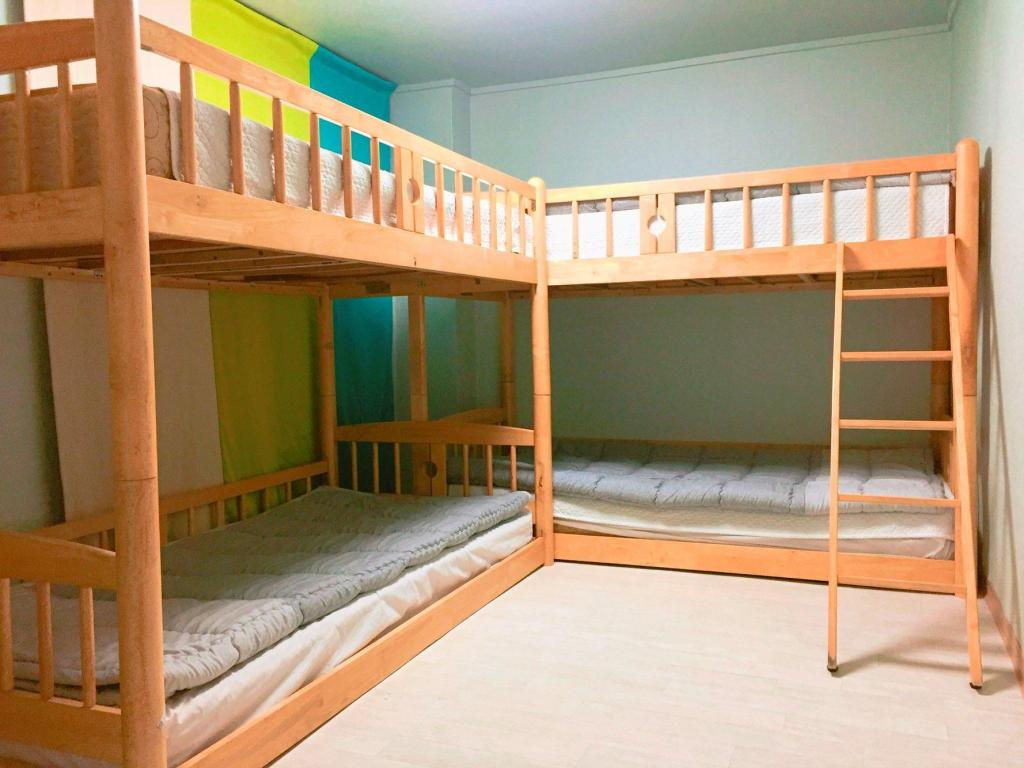 Dormitory -- Female Only - Bed