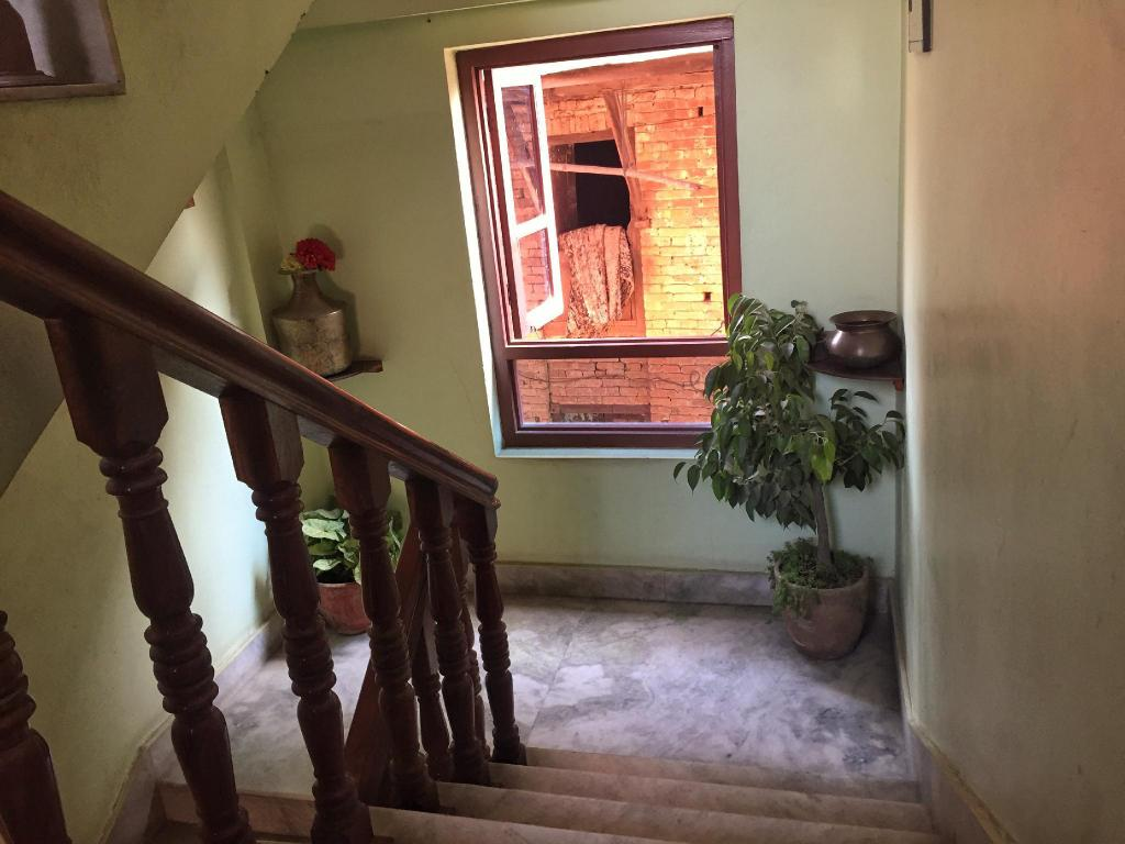 Interior view Namaste Bhaktapur Guest House