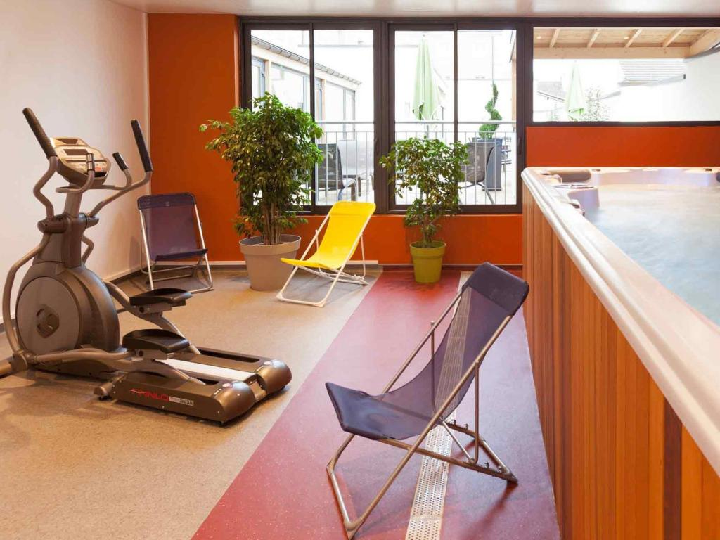 fitness centrum Ibis Styles Beaune Centre Hotel