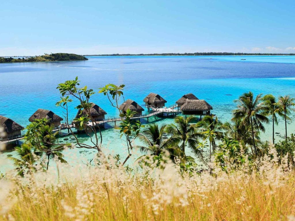 Sofitel Bora Bora Private Island Hotel in Bora Bora Island