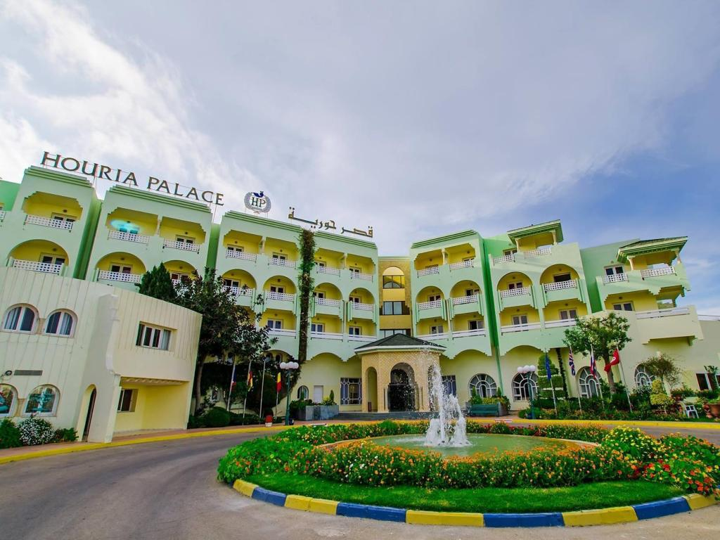 More about Houria Palace Hotel