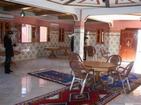 Interior view Hotel Elfayja