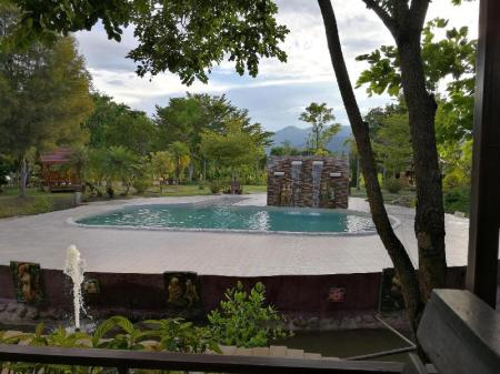 Swimming pool Pai My Guest Resort