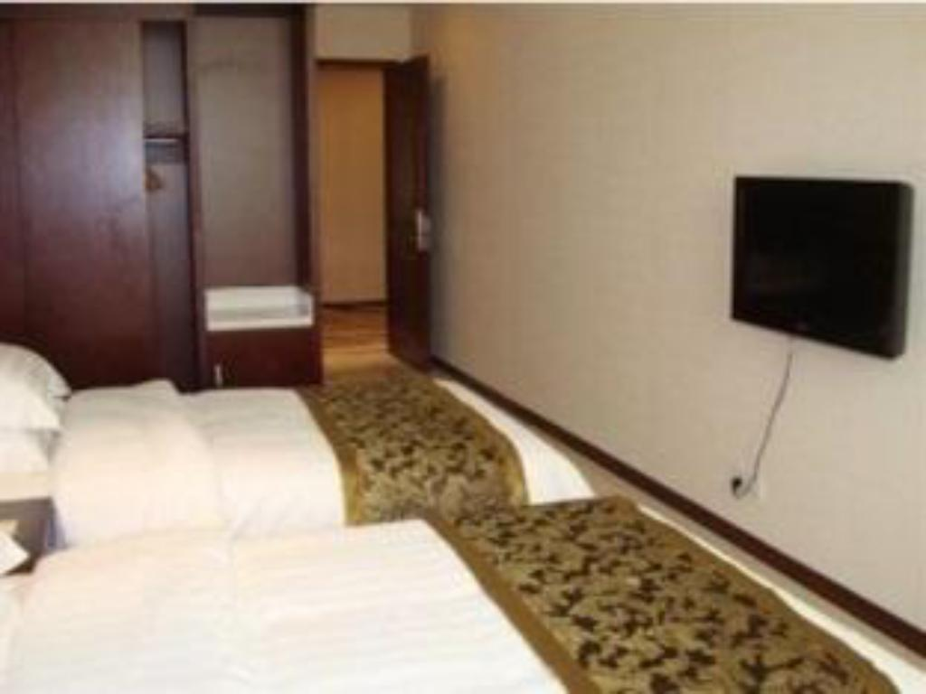 عادية فندق تشينغداو آيجيان ريجاليا فيكيشن (Qingdao Aegean Regalia Vacation Hotel)