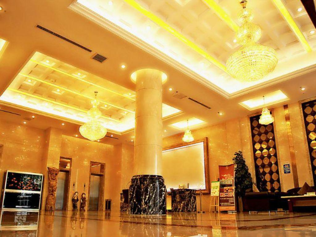 ردهة فندق تشينغداو آيجيان ريجاليا فيكيشن (Qingdao Aegean Regalia Vacation Hotel)