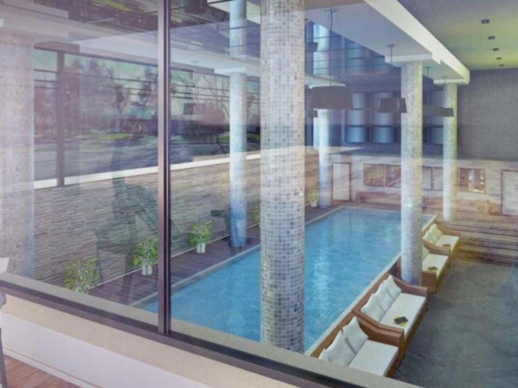 Swimming pool Urban Park Hotel and Apartments by Misty Blue Hotels