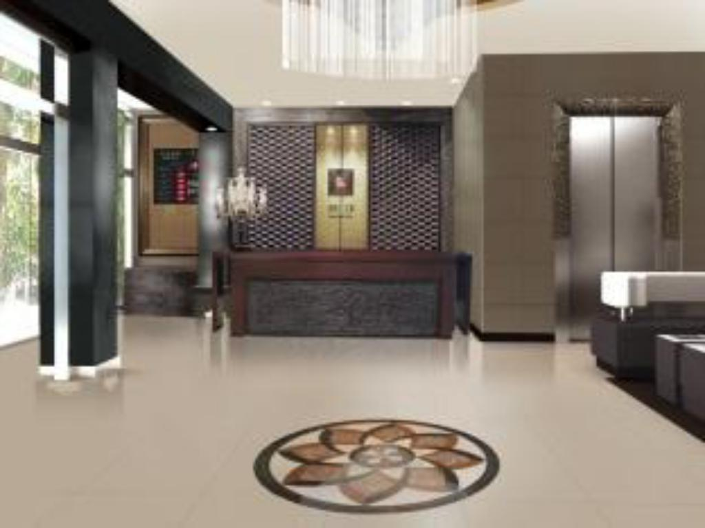 Lobby 365 Inn Beijing Heping West Street