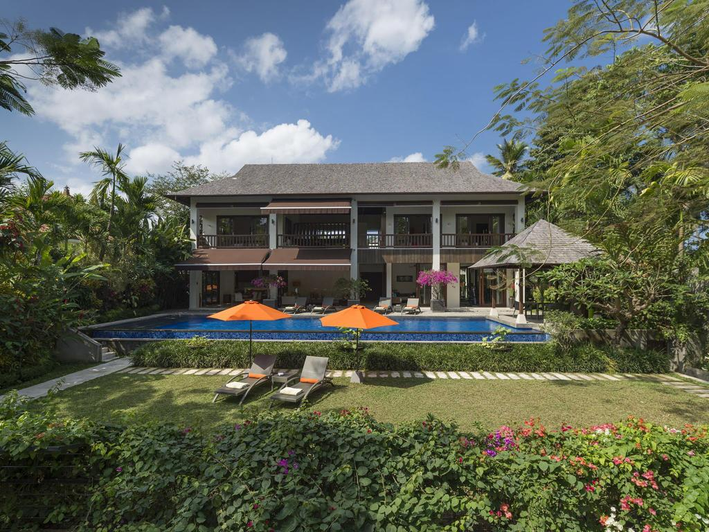 Villa Shinta Dewi Ubud - an elite haven