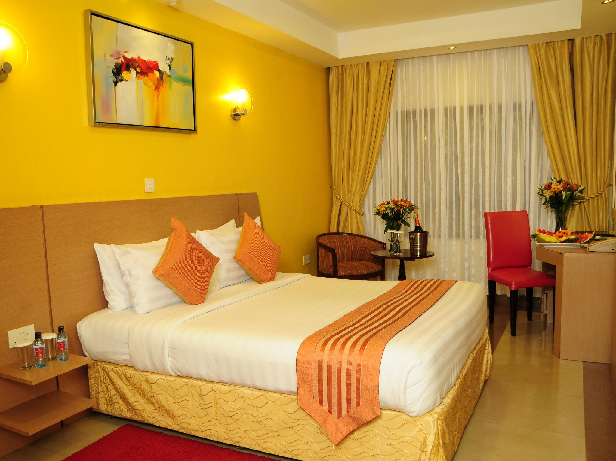 Deluxe Double or Twin Room, 1 Queen Bed